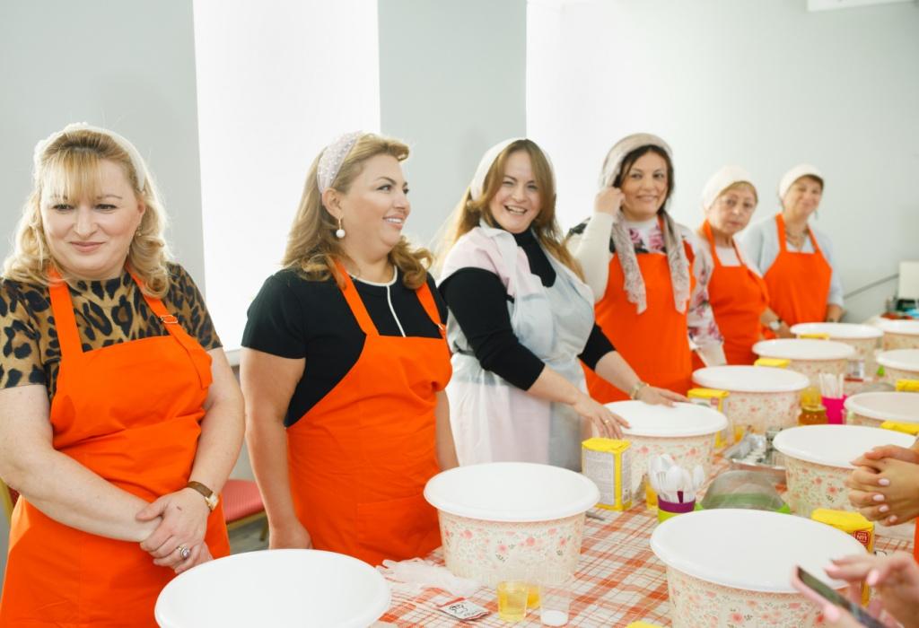 женские клубы для общения в москве
