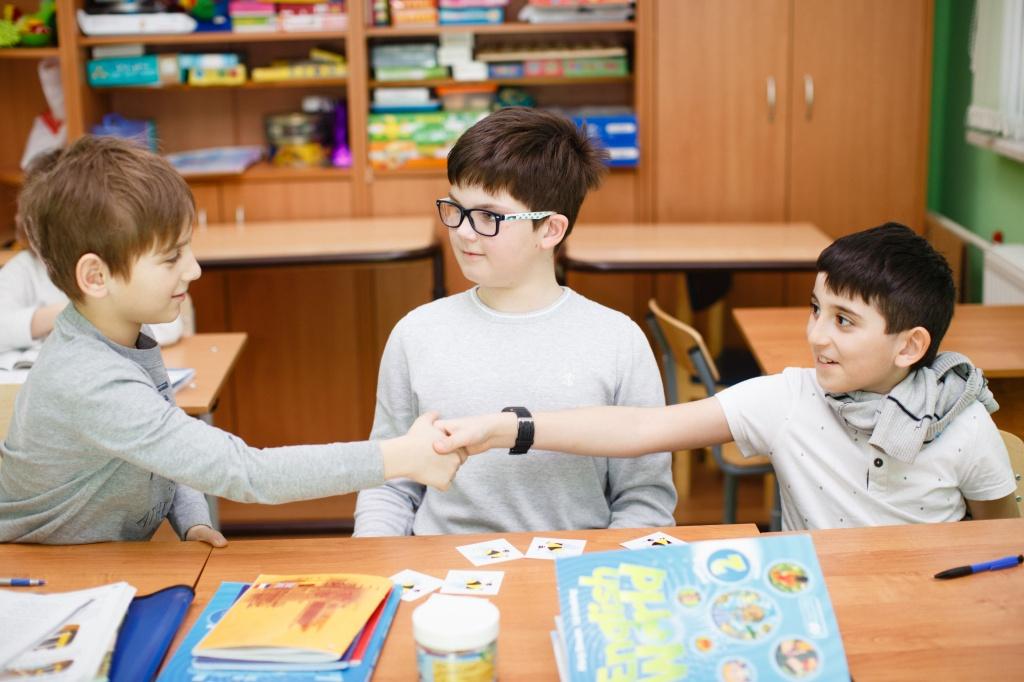 Курс разговорного английского для детей