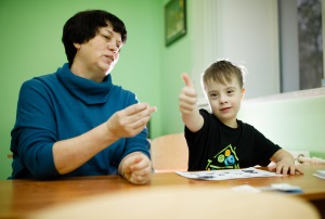 Коррекция психического и речевого развития, занятия с дефектологом
