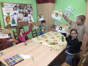 ИЗО для детей, рисование для детей, арт-терапия для детей, САО. Центр ЭСТЕР, Водный стадион