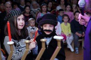 еврейская традиция для детей