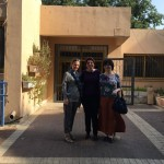 учеба специалистов центра ЭСТЕР в  Израиле