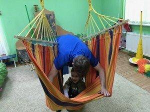 Сенсорная интеграция для особых детей. Москва, САО, Водный стадион