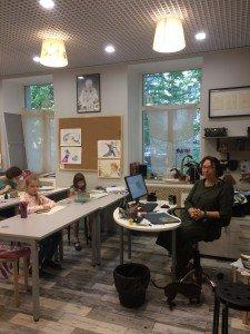 Изостудия, занятия рисованием для детей, Москва, САО, детский центр на Водном стадионе. Речной вокзал, студия изобразительного искусства
