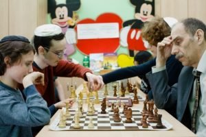 Занятия по шахматам для детей, центр ЭСТЕР на Водном стадионе, САО