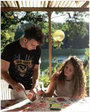 Еврейский Артек 2019, подростковый творческий лагерь