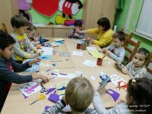 ИЗО малыши, дети 4-6 лет. Занятия в изостудии для детей, САО, Москва