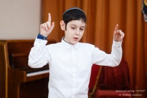 Празднование Пурима в центре ЭСТЕР. Водный стадион, САО, Москва. Еврейское воспитание, традиции для детей..