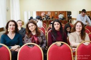 Чтение свитка Эстер. Мегилат Эстер в САО, Москва