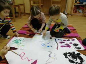 Детский мастер-класс для дошкольников. САО, Москва