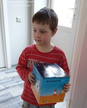 Благотворительная маца для детей на Песах от Благотворительной организации Цибика, ХАМА. Москва