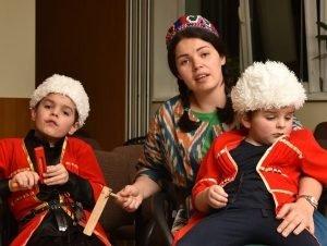 Конкурс костюмов к Пуриму, Победители в детском центре ЭСТЕР. Москва