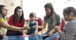 Проект интеграция для особых детей. Центр ЭСТЕР, САО, Москва