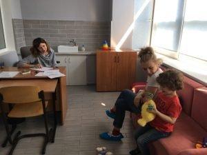 Невролог ЦЛП в центре ЭСТЕР, САО, МОсква - занятия и диагностика для особых детей